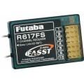 Futaba Mottagare R617FS  2,4 FASST